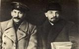Vladimir Lenin i Josif Stalin, l'any 1919