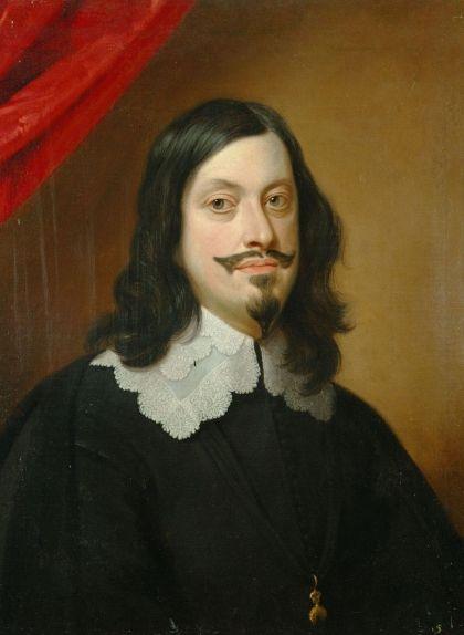 Ferran III, emperador del Sacre Imperi Romanogermànic, líder del bàndol catòlic