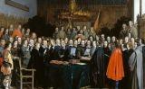 'La ratificació del tractat de Münster', de Gerard ter Borch