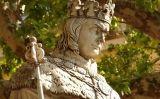 Estàtua de Renat d'Anjou a Ais de Provença