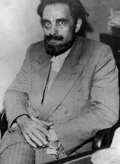 El doctor Marcel Petiot després de la seva detenció
