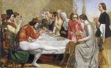 'Isabella', obra de John Everett Millais, pintada el 1848