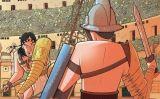 Jocs romans (Il·lustració del número11 del Petit SÀPIENS)