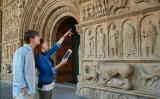 Visita guiada per descobrir el llegat de l'abat Oliba al monestir de Ripoll