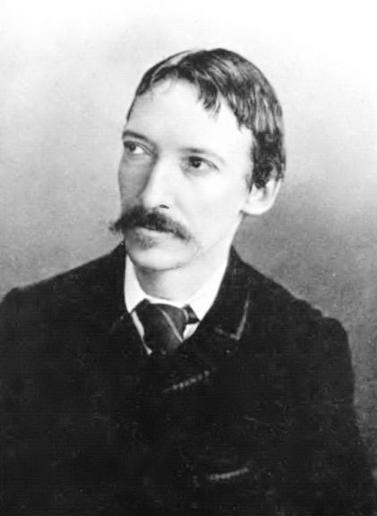 Retrat de Robert Louis Stevenson