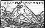 Il·lustració de la ciutat de Potosí, datada del segle XVI