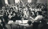 Una reunió de l'Assemblea de Catalunya celebrada entre el 1973 i el 1974