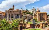 Ruïnes de l'antic fòrum romà