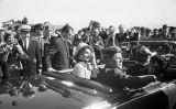 John Fitzgerald Kennedy i Jacqueline Kennedy el dia de l'assassinat del president