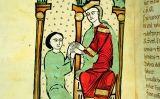 Arnau Mir de Tost encomanant-se a Ermengol II d'Urgell