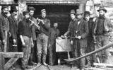 Treballadors de la mina de Columbine