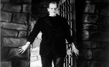 Boris Karloff a 'El doctor Frankenstein', 1931