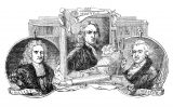 Newton, Halley i Herschel