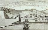 Bombardeig sobre Barcelona, el 1842