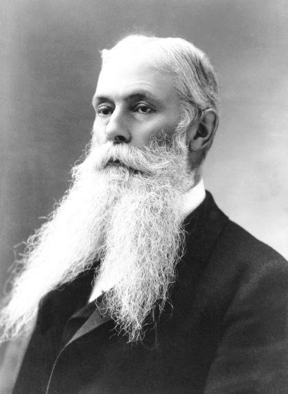 Sanford B. Dole va presidir el govern republicà provisional a Hawaii el 1892