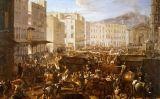 Quadre de la revolta de Nàpols del 1647, liderada per Masaniello
