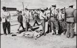 Una imatge de la massacre de Sharpeville