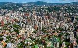 Vista aèria de Caracas
