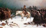 'La retirada de Napoleó de Moscou', d'Adolph Northen