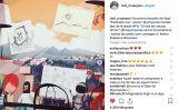 Captura de pantalla del post de Toni Cruanyes a Instagram