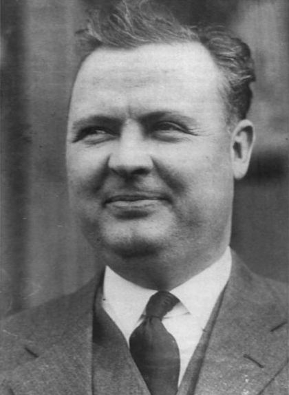 David C. Stephenson, el gran dragó del Klan d'Indiana