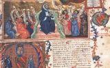 """El primer foli del manuscrit nº 1792 de la Biblioteca Nacional de Madrid, que conté la meitat del """"Terç del Crestià"""" de Francesc Eiximenis"""