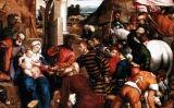 'L'adoració dels Reis Mags', de Jacopo Bassano