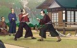 Samurais (il·lustració del número 15 del Petit SÀPIENS)