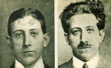 Dues fotografies d'Alexandre Stavisky de finals dels anys 20