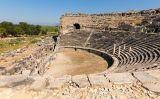 Restes del teatre de Milet, la ciutat on va néixer Hecateu