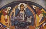 Absis central de Sant Climent de Taüll, del mestre de Taüll