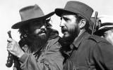 Camilo Cienfuegos i Fidel Castro a l'Havana el 8 de gener de 1959
