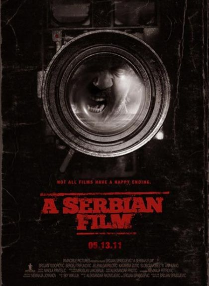 Cartell de la pel·lícula 'A serbian film'