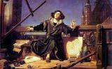 Representació de Nicolau Copèrnic