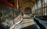 Espai expositiu de 'Les Sorres X. Un vaixell medieval', al Museu Marítim de Barcelona