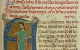 Cançoner relacionat amb la comtessa de Dia, del segle XIII