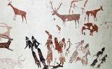 Pintures rupestres a la roca dels Moros del Cogul