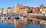 El port de Gijón