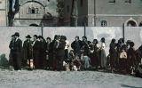 Ciutadans gitanos a la ciutat d'Asperg (Alemanya), reunits per ser deportats per les autoritats alemanyes el 22 de maig del 1940