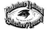 Logo de l'empresa Pinkerton National Detective Agency