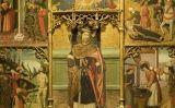 Retaule que es conserva al Museu d'Història de Catalunya