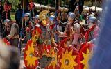 Recreació històrica a una de les edicions del festival Tarraco Viva
