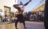 Hip hop a l'antiga presó de Palma