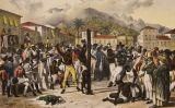 Càstig públic a un esclau al Brasil