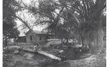 Fotografia del 'Las Vegas Rancho' d'inicis del segle XX