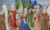 Dames de l'edat mitjana