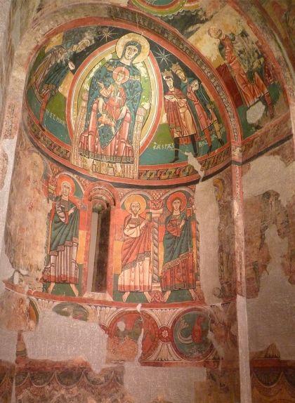 Pintures de Santa Maria de Taüll