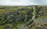 El Parc Nacional de þingvellir, on va néixer l'Alpingi, el Parlament islandès