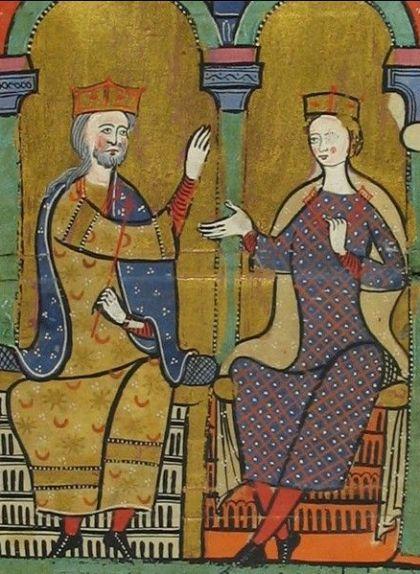 Alfons I i Sança de Castella