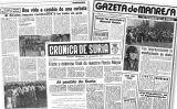 Notícies informant de la mort de Roque Peralta